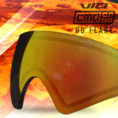 Bunkerkings CMD/VIO Lens - HD Flare