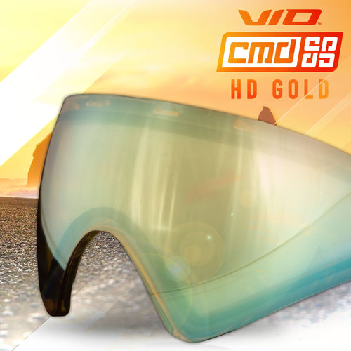 Bunkerkings CMD/VIO Lens - HD Gold