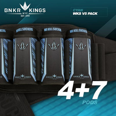 zzz - Bunkerkings Strapless Pack V5 - WKS 4+7 - Cyan
