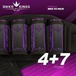 Bunkerkings Strapless Pack V5 - WKS 4+7 - Purple