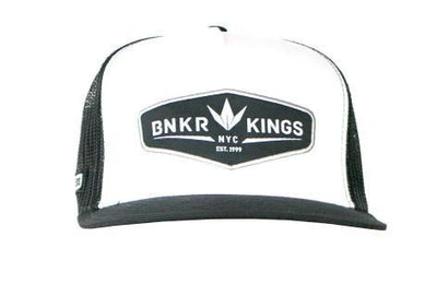 Bunker Kings Snapback Trucker Hat