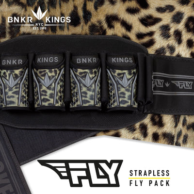 Bunkerkings Fly Pack - 4+7 Leopard