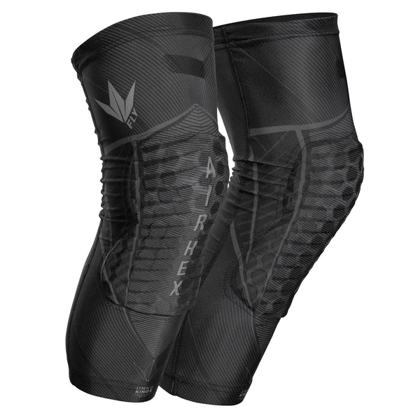 Bunkerkings Fly Compression Knee Pads