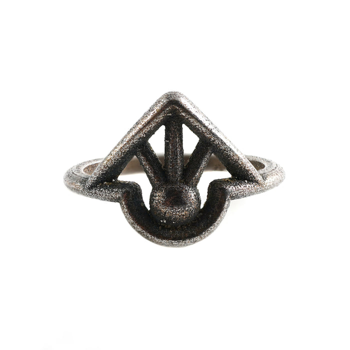 Priestess Ring No. 5 Steel
