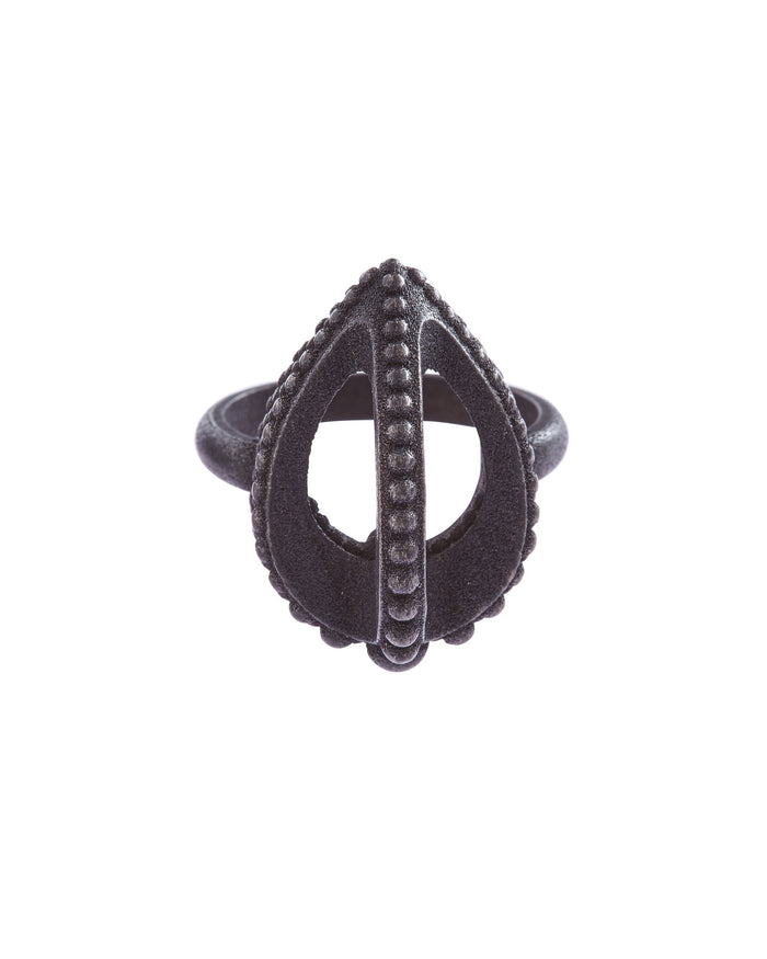 Emira Fin Ring (Large)