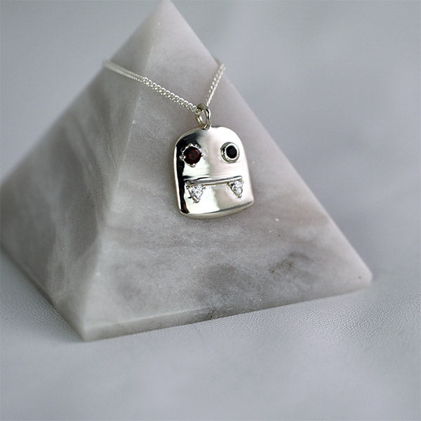 Monster-Bot Pendant