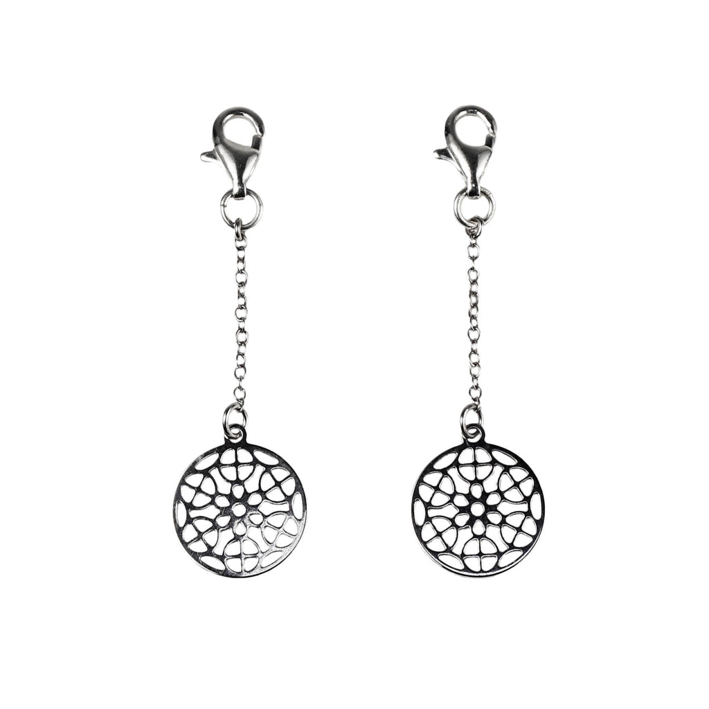 Mandala Dangles -- Fancy Plugs Dangly Plugs
