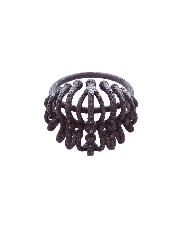 Dark Queen Ring Steel
