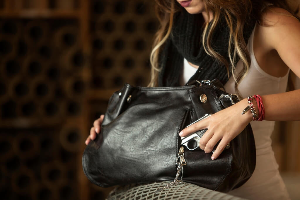 Reasons For Women To Have A Concealed Carry Handbag