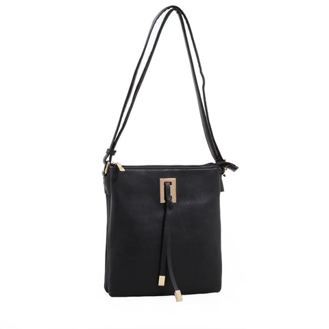 Penelope Concealed Carry Lock and Key Crossbody EO