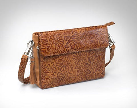 GTM-22 TOOLED AMERICAN COWHIDE