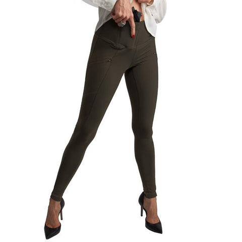 Zip Pocket Concealed Carry Leggings [PRE-ORDER]