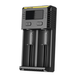 NITECORE NEW INTELLICHARGER I2 2016 2-CHANNEL CHARGER