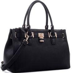 Dina Lock Concealed Carry Satchel EO