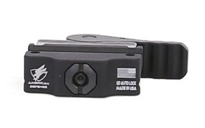 AM DEF TRIJICON MRO LOW MNT STD