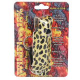 Wildfire 1/2 oz fashion leatherette holster and Quick Release Key Chain