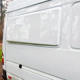 "Mercedes Sprinter 158""WB Campervan Body Flares (Passenger Side View) - Campervan HQ"