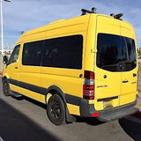 Sprinter Rear Door Window (Driver Side, FW624L) - Campervan HQ