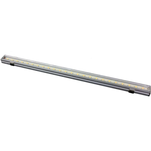 "Lunasea Multi-Purpose Ultra Bright Light Bar - 24 Cool White LEDs - 12"" - Campervan HQ"