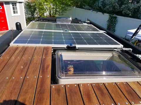 """RV Skylights – Tagged """"roof hatch"""" – Campervan HQ"""