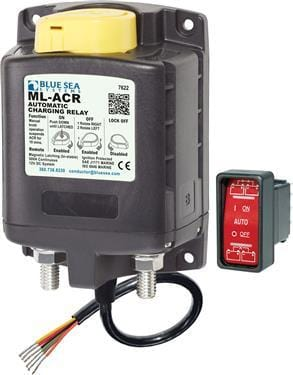 Blue Sea 7622 500A ML-Series Automatic Charging Relay