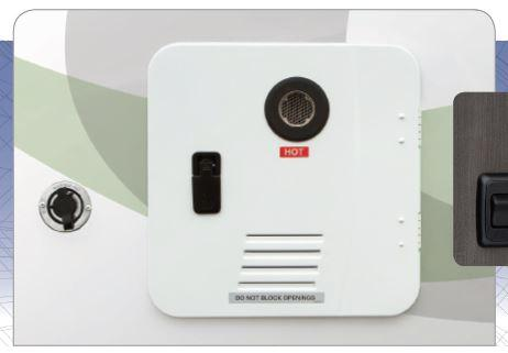 LaSalle Bristol Tankless Water Heater