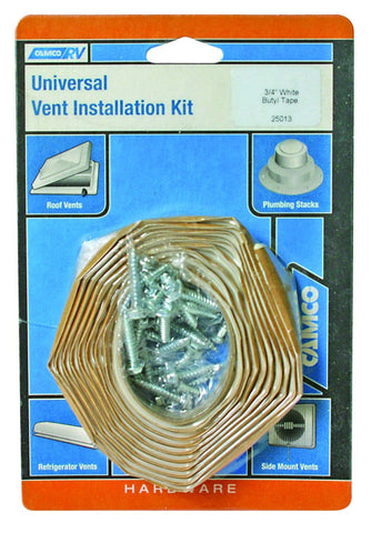 Camco Vent Installation Kit for RV Roof Vents - Campervan HQ