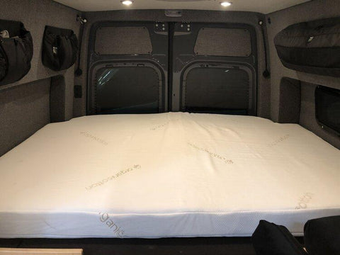 "Sprinter 144""WB Campervan Solid Mattress - Campervan HQ"