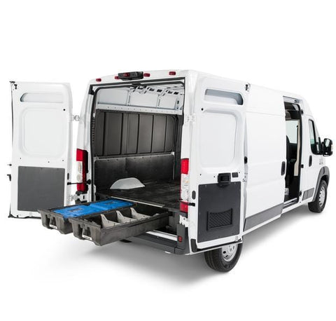 "Decked Drawer System (Ram Promaster 159""WB Van) - Campervan HQ"