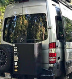 Deluxe Stoage Box on Mercedes Sprinter Campervan - Campervan HQ