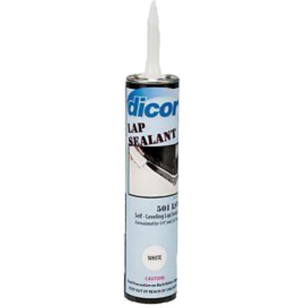Dicor Self Leveling Sealant For Rv Roof Vents Campervan Hq