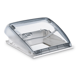 Dometic Heki Mini Plus RV Skylight (Exterior, Half Open) - Campervan HQ