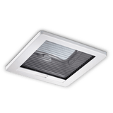 Dometic Heki Mini Plus RV Skylight (Interior View Showing Screen) - Campervan HQ