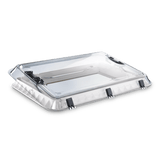 Dometic Heki 2 RV Skylight (Exterior, Partially Open) - Campervan HQ