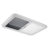 Dometic Heki 2 RV Skylight (Interior View, Fly Screen) - Campervan HQ
