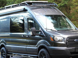 "Ford Transit Roof Rack (Touring Style on 148""WB Van) - Campervan HQ"