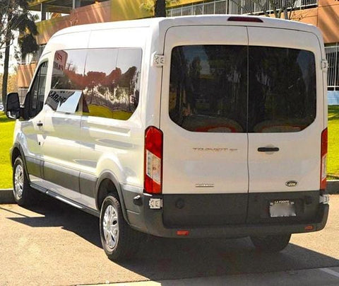 Ford Transit 130/148\ WB Driver Side Forward Vented Window (FW293L) - & Ford Transit 130/148\