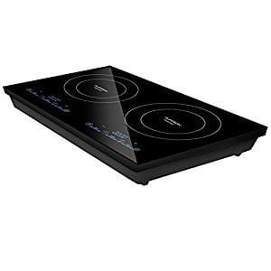 Furrion FIH2ZEA-BG RV Induction Cooktop - Campervan HQ