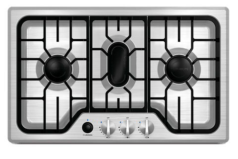 Furrion RV Cooktop (FGH4ZSA-SS) - Campervan HQ