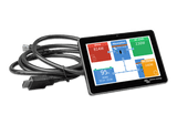 Victron GX Touch 50 System Monitoring Panel With Cable - Campervan HQ