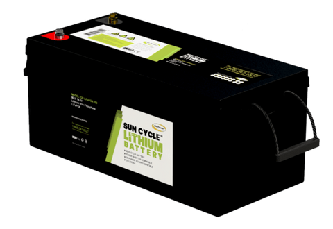 Go Power GP-LIFEPO4-250 Lithium RV Battery - Campervan HQ