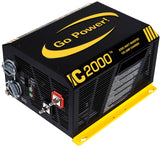 Go Power IC-2000 Inverter Charger - Campervan HQ