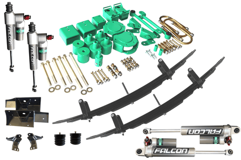 Lift Kit With Falcon 3.3 Stage 6.3 - Campervan HQ