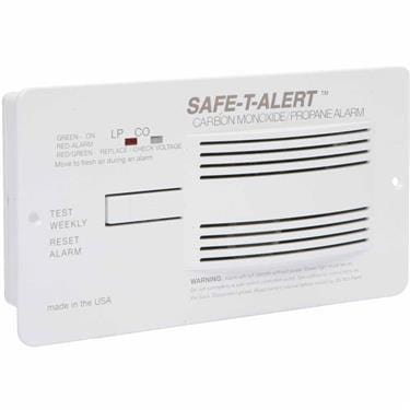 MTI Industries Safe-T-Alert CO/LP Leak Detector (With Valve Controller) - Campervan HQ - 1