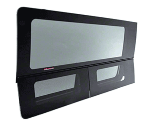 Mercedes-Benz Metris Driver Side Forward Dual-Vent Window (FW642L)