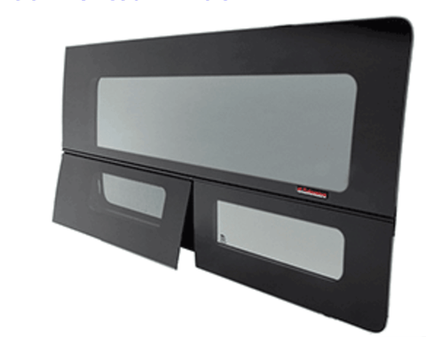 Mercedes Metris Van Window (FW642R, Passenger Side Sliding Door) - Campervan HQ