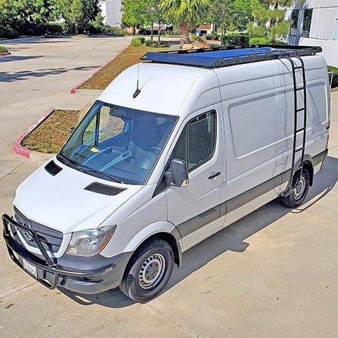 "Mercedes Sprinter 144""WB Modular Roof Rack - Campervan HQ"