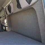 "Mercedes Sprinter 144""WB Campervan Body Flare Trim Rings"