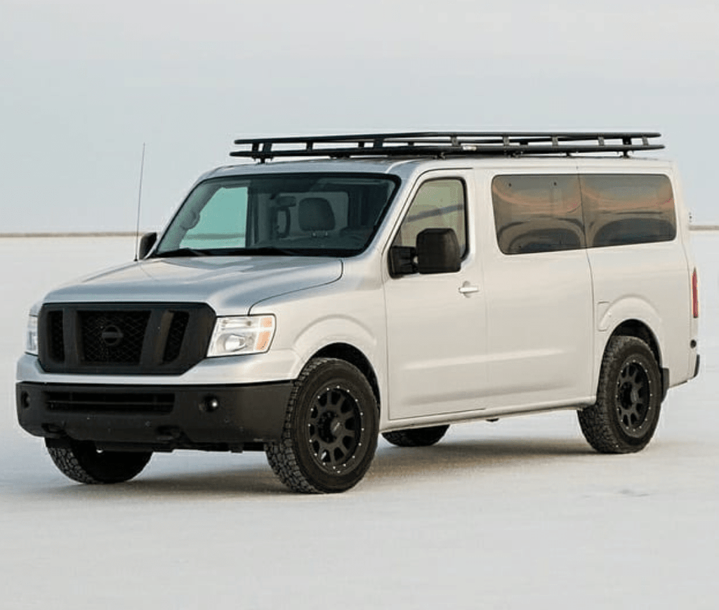 Nissan Nv Roof Rack Campervan Hq