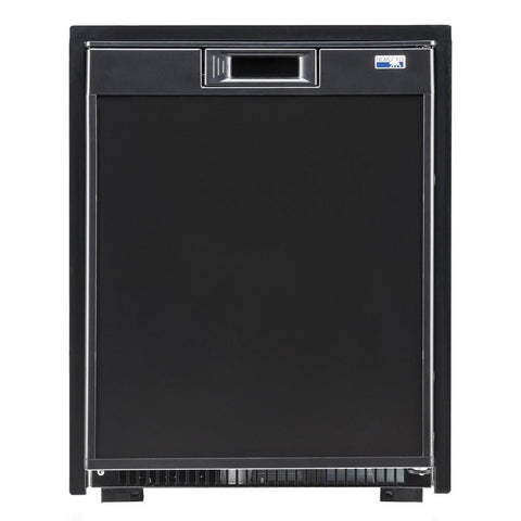 Norcold 1.7 Cubic Foot AC/DC Marine Refrigerator - Black - Campervan HQ